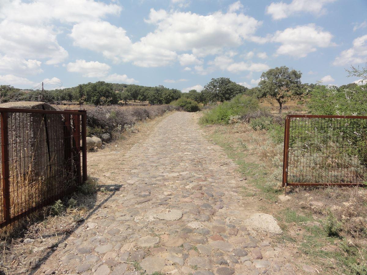 Antik Yollar : Antik roma yolu troya kültür rotası