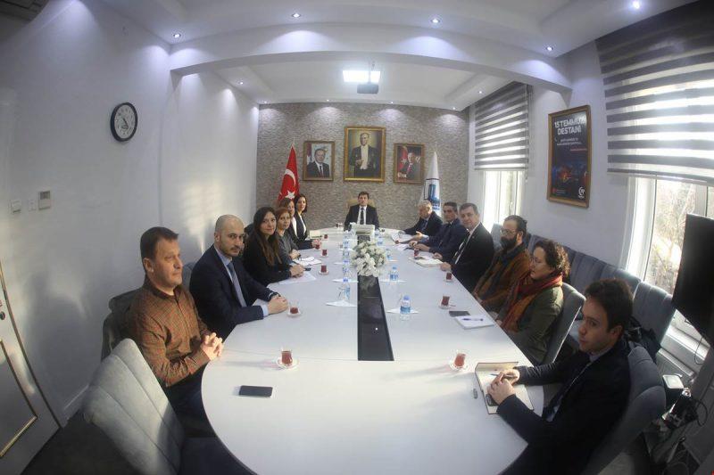 """Gelecek Turizmde """"Troya Kültür Rotası Projesi"""" Start Aldı"""